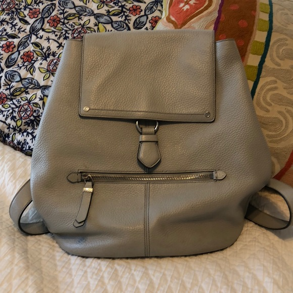 ac4f62eb5b85 Cole Haan Leather Backpack